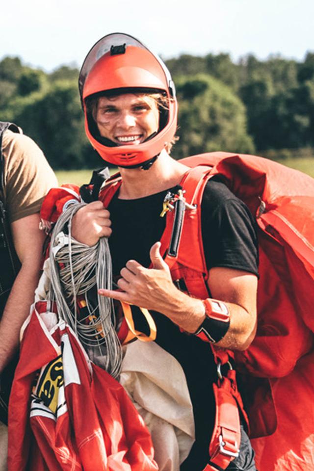 Michael Kerkering Videographer at PNW Skydiving Center