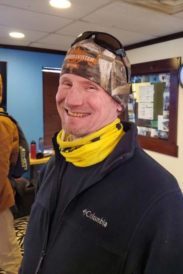 Chris Sandberg USPA Coach and Senior Rigger at PNW Skydiving Center
