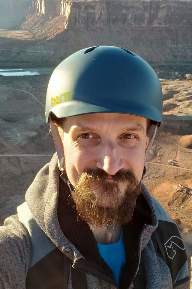 Steven Fulbright tandem instructor at PNW Skydiving Center