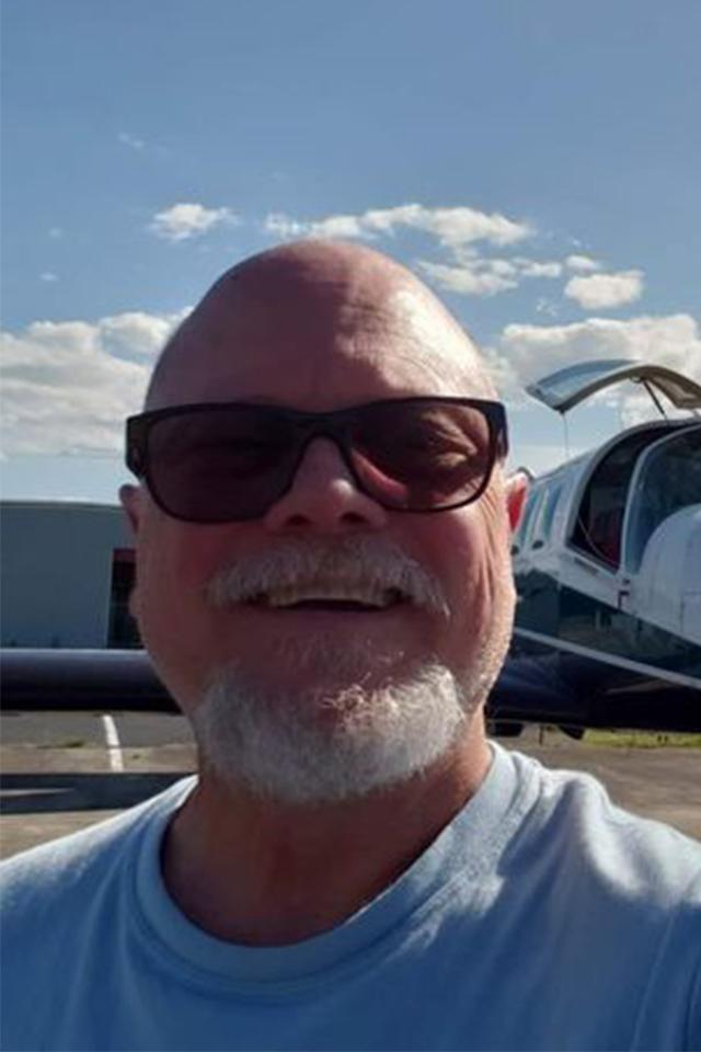 Scott Harris pilot at PNW Skydiving Center